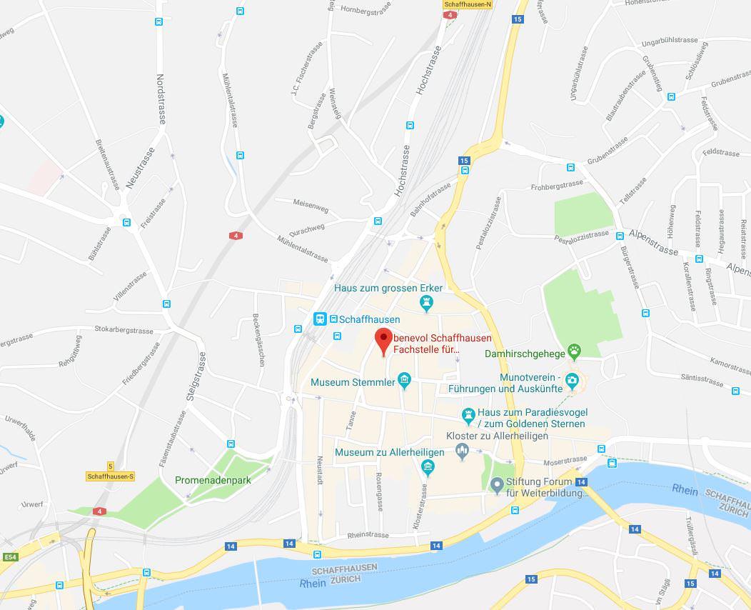 Google Maps Bild Wegbeschreibung